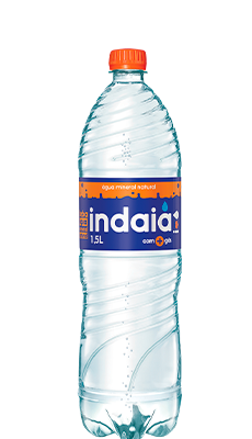 Água Mineral Natural Indaiá Com Gás – 1,5l