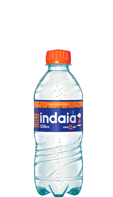 Água Mineral Natural Indaiá Com Gás – 500ml
