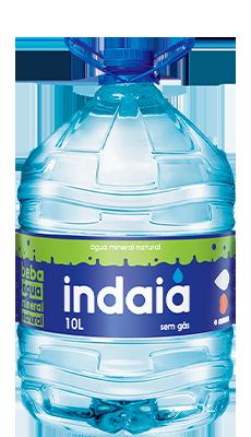 Água Mineral Natural Indaiá Sem Gás – 10l