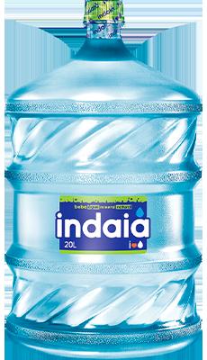 Água Mineral Natural Indaiá Sem Gás – 20l Garrafão