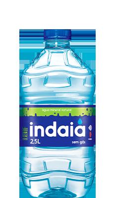 Água Mineral Natural Indaiá Sem Gás – 2,5l