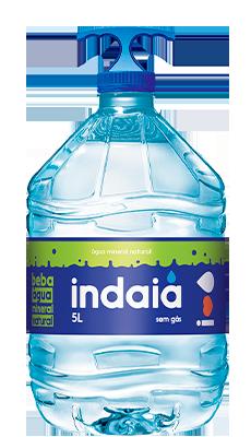 Água Mineral Natural Indaiá Sem Gás – 5l