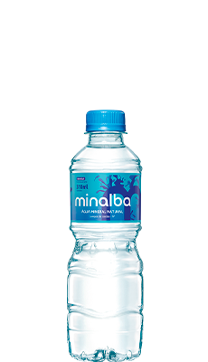 Minalba Natural Mineral Water Uncarbonated – 310ml