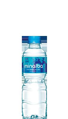 Água Mineral Natural Minalba Sem Gás – 310ml