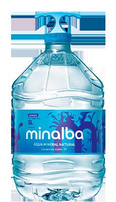 Água Mineral Natural Minalba Sem Gás – 5l
