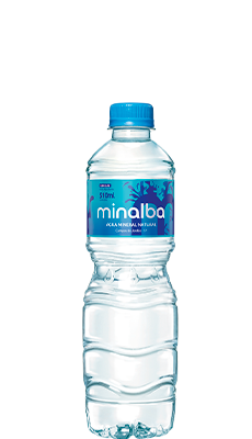 Água Mineral Natural Minalba Sem Gás – 510ml