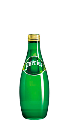 Perrier Carbonated Mineral Water – 330ml