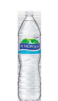 Água Mineral Petrópolis Sem Gás – 1,5l