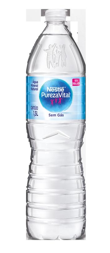 Nestlé Pureza Vital Sem Gás – 1,5l
