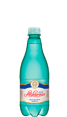 Água Mineral Natural 500ml