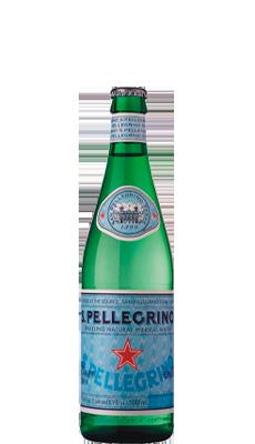 Água Mineral Natural Gaseificada S. Pellegrino – 505ml