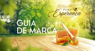 Brand Guide for Pura Esperança Honey