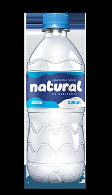 Água Mineral Natural do Horizonte Sem Gás – 500ml