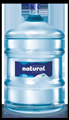 Água Mineral Natural do Horizonte Sem Gás – 20l Garrafão