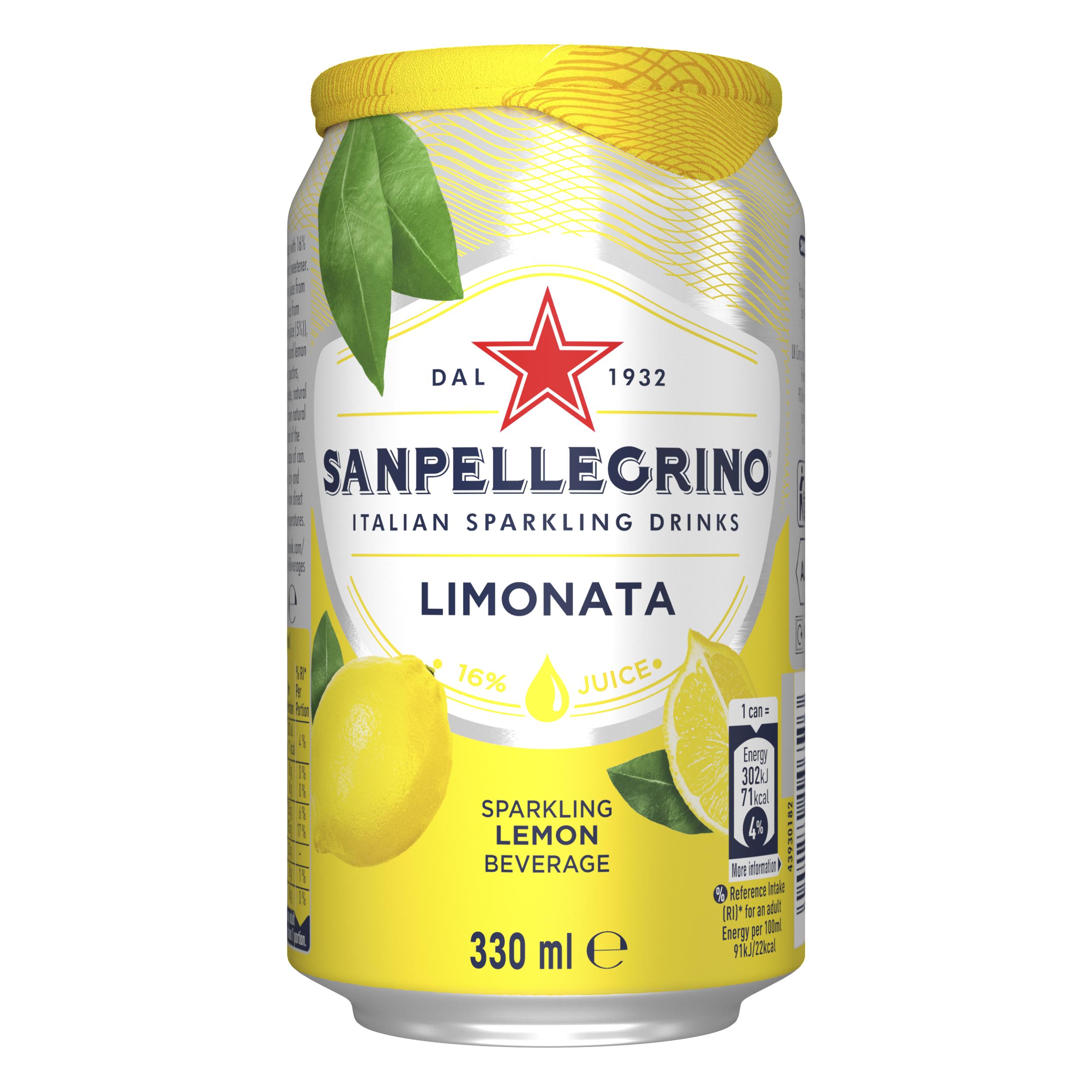 Limonata 330ml