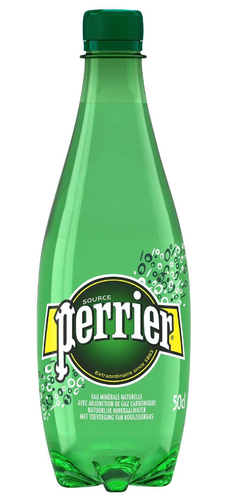 Água Mineral Gaseificada Perrier – 500ml
